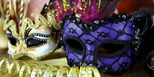 A Masquerade New Year's Eve Bash