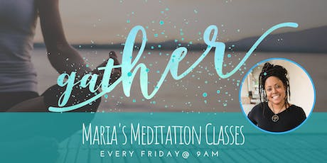 Gather: Free Dance Fitness & Meditation Classes For Women by Women (Maria) tickets