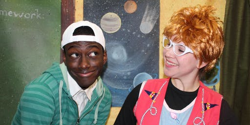 Celebrate! with Bright Star Touring Theatre - Jack's Adventure in Space