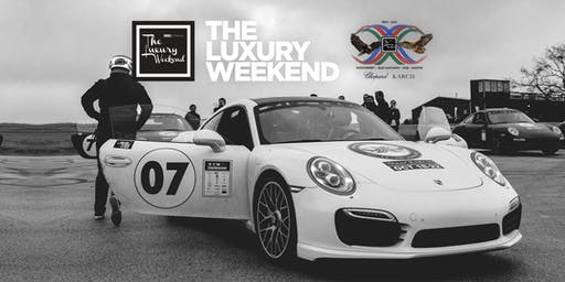 The Luxury Weekend: BCM F1 Driving Experience