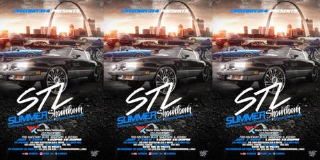 STL Summer Showdown Car/Bike Show, Grudge Race & Sound Competition tickets