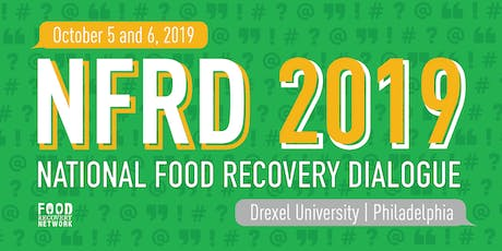 National Food Recovery Dialogue 2019 tickets