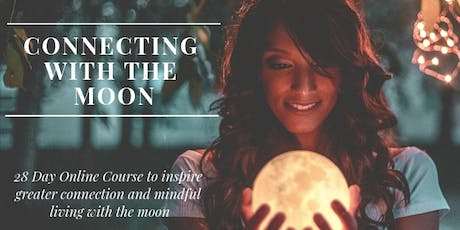 Connecting with the Moon tickets