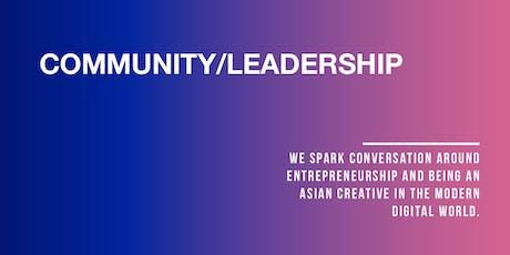 Asian Creative Collective - Community/Creative Leadership tickets