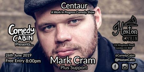 Comedy Cabin Presents: Centaur tickets