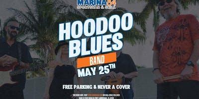 Hoodoo Blues Band at Marina84