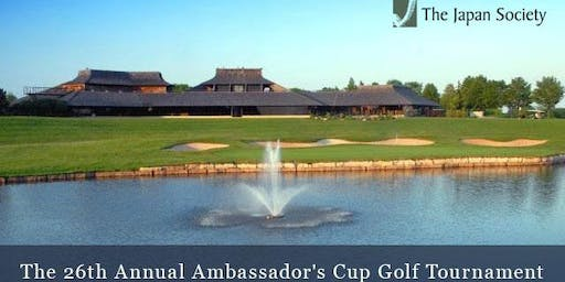 The 26th Annual Ambassador's Cup Golf Tournament