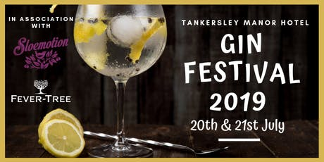Tankersley Manor Gin Festival tickets