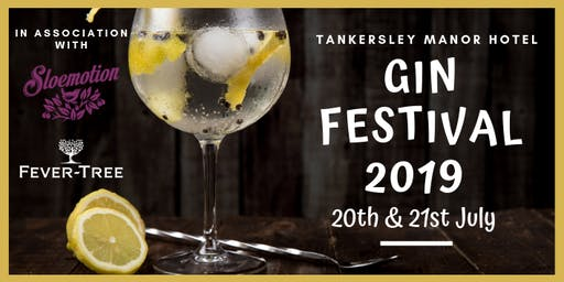 Tankersley Manor Gin Festival