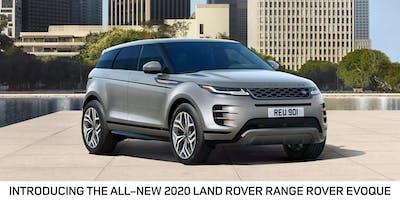 All-New Range Rover Evoque Launch Event