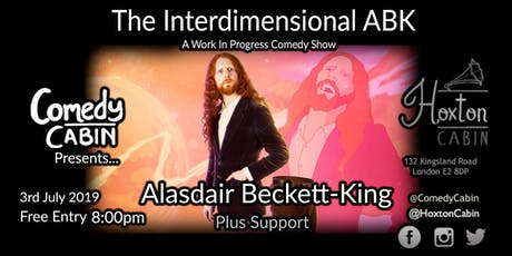 Comedy Cabin Presents: The Interdimensional ABK tickets