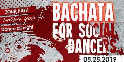 Bachata for Social Dancers
