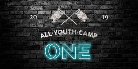 ALL YOUTH CAMP 2019 ONE entradas