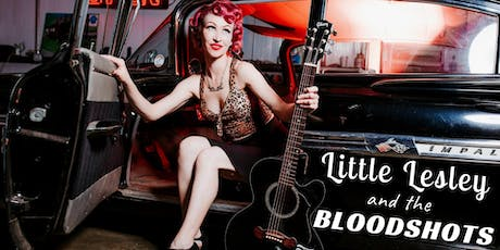 Little Lesley & the Bloodshots | Jason Moss & the Hosses | Wes & the Railroaders tickets