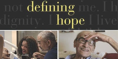 Defining Hope Film Screening & Discussion