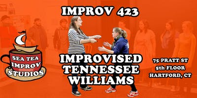 Improv 423 - Improvised Tennessee Williams