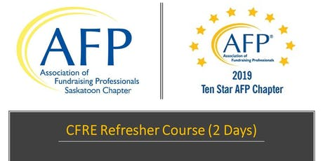 CFRE Refresher Course 2019 tickets