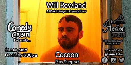Comedy Cabin Presents: Cocoon tickets