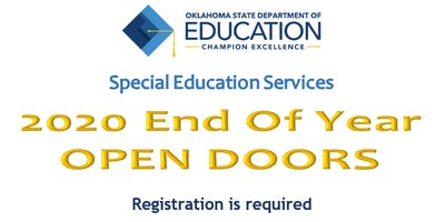 2020 End Of Year OPEN DOORS