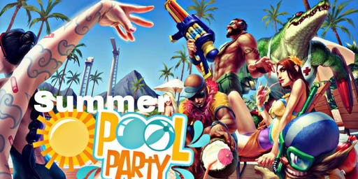 The Summer Pool Party