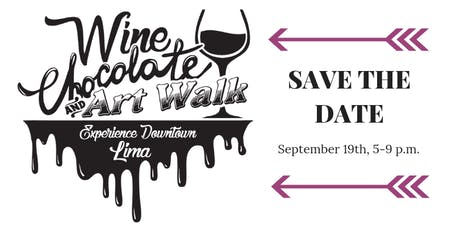 Wine, Chocolate & Art Walk tickets