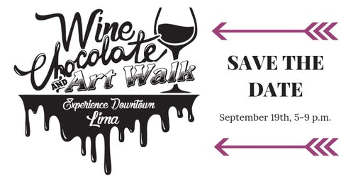 Wine, Chocolate & Art Walk