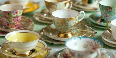 Tea Party & Tasting