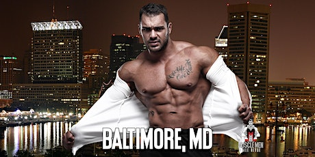 Muscle Men Male Strippers Revue & Male Strip Club Shows Baltimore MD - 8PM to10 PM