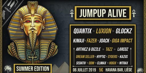 Jumpup Alive Summer Edition