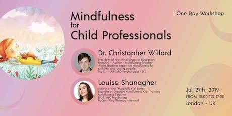 Teaching Mindfulness to Children tickets