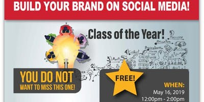 Build Your Brand On Social Media Workshop