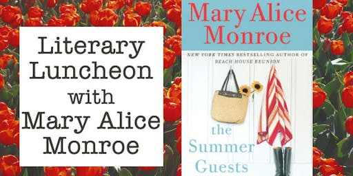 Literary Luncheon with Mary Alice Monroe