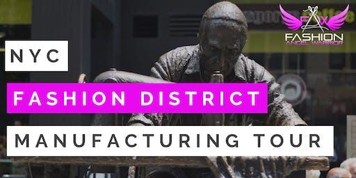 Fashion District Manufacturing Tour #21