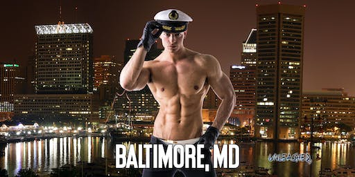 Male Strippers UNLEASHED Male Revue Baltimore MD 8-10 PM