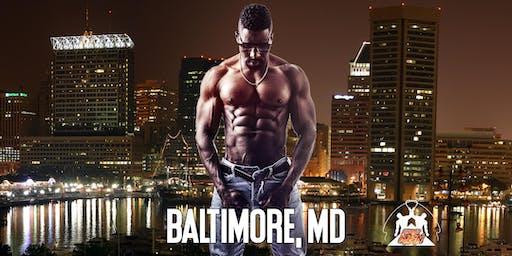 Ebony Men Black Male Revue Strip Clubs & Black Male Strippers Baltimore, MD 8-10 PM