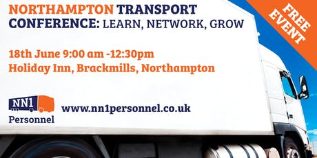 Northampton Transport Conference: Learn, Network, Grow tickets