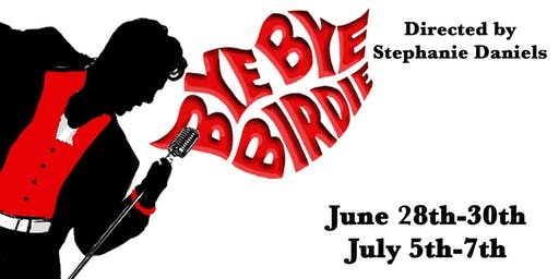 Bye Bye Birdie (Evening) Rock Hill Community Theatre