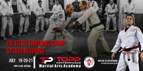 2nd Annual Sylvio Behring Summer Training Camp tickets