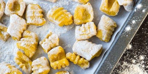 Fresh Pasta: Gnocchi and Dumplings