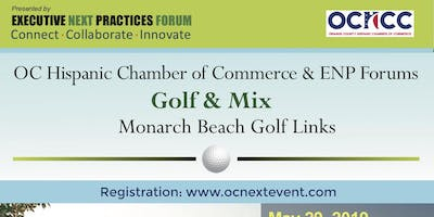 Golf Mixer at Monarch Beach