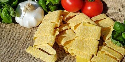 Fresh Pasta: Flat Pastas & Noodles