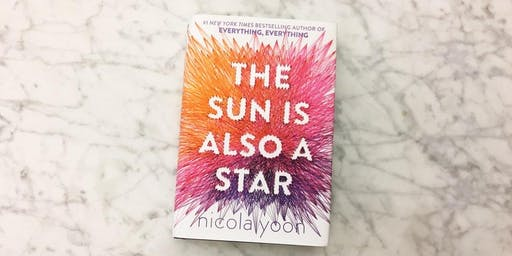 My Lit Box Book Club - The Sun Is Also a Star