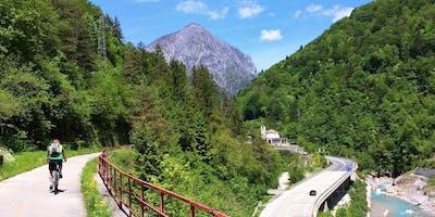 Austria cycling adventure