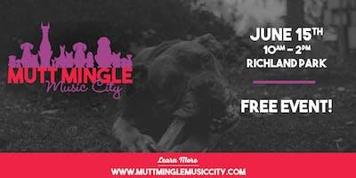 Mutt Mingle Music City