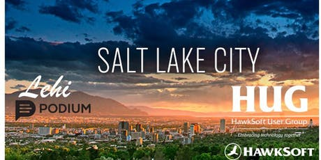 2019 HUG Regional Fall Meeting (Lehi/SLC, UT) tickets