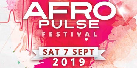 Afro Pulse tickets