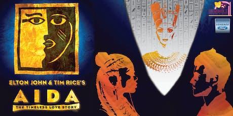 Aida- Saturday, June 22  tickets