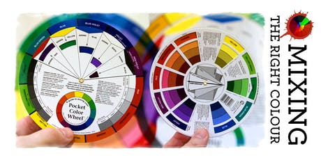 Ultimate Guide to Colour Theory 2019 {Extended} tickets