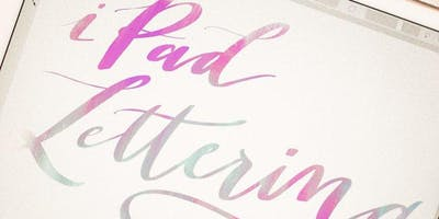iPad Lettering and Graphic Design @All Hands Workshops