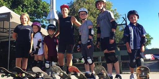 'SUNNY COAST SKATE' Intermediate Program; Term 2, 2019